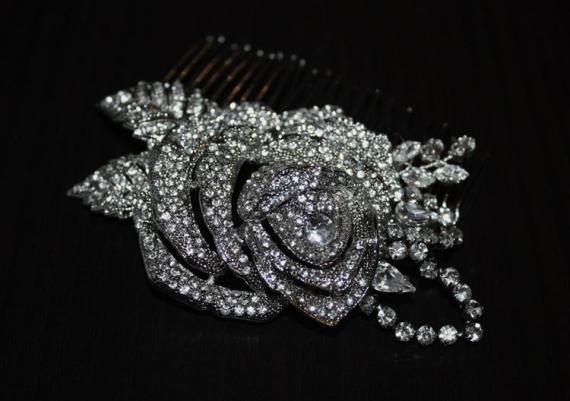vintage rose jewellery