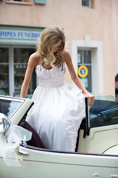 wedding car provence
