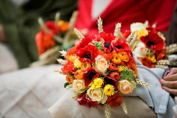 wedding flowers provence