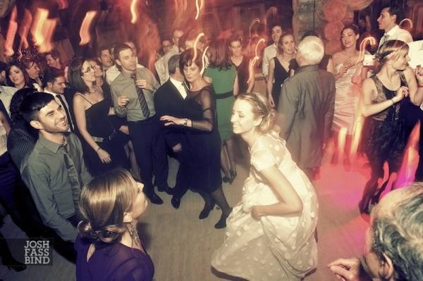 wedding reception chamonix