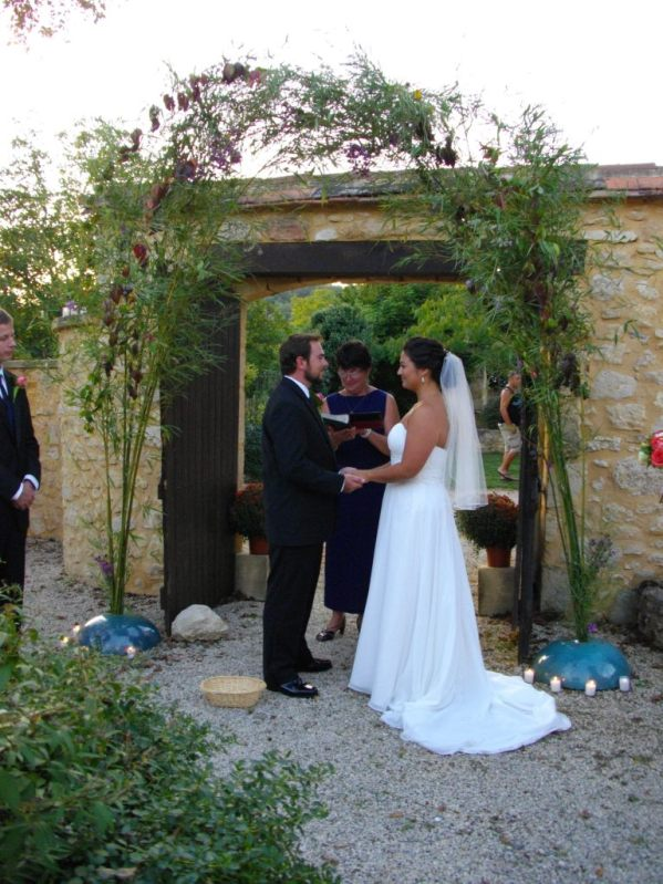 wedding the dordogne