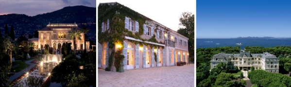 wedding venues on the french riviera