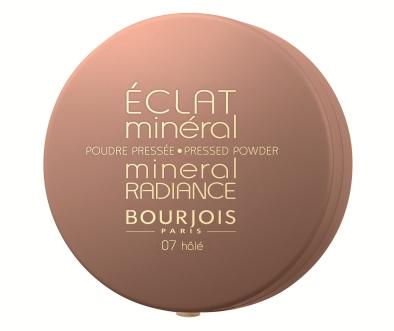 Bourjois Mineral Radiance Pressed Powder in Halé
