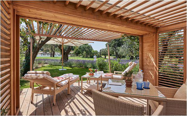 Chateau Saint Martin honeymoon retreat