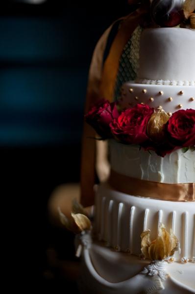 Delicieux wedding cakes