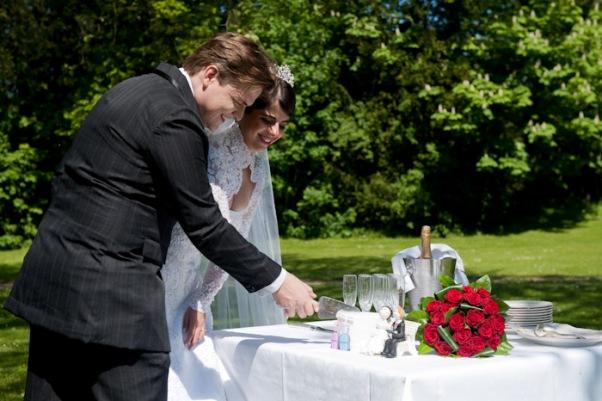 chateau desclimont wedding