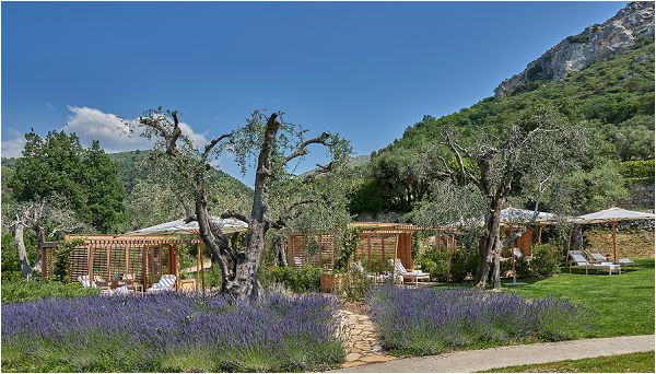 luxury venue in Provence