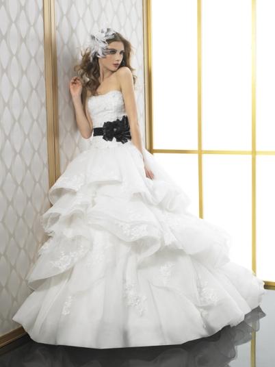 val stefani bridal gown