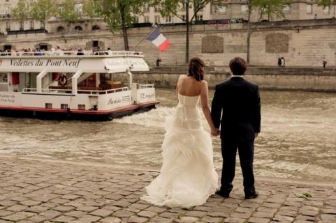 Bateaux Parisiens wedding