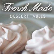 French Made Dessert Tables
