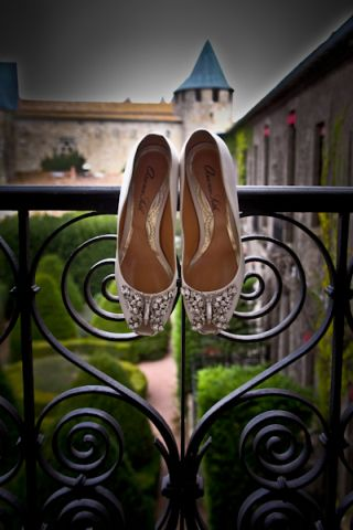 bridal shoes France