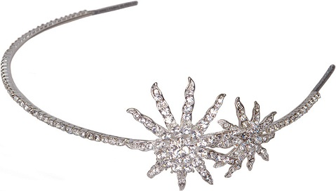 bridal head band