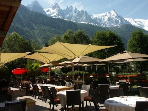 Chamonix wedding venue