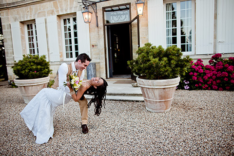 chateau wedding bordeaux