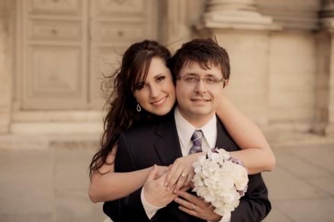 elopement to paris