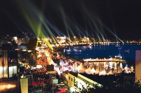 festival cannes night