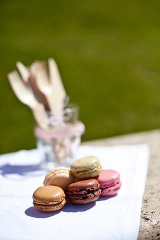 macaron picnic paris