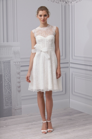 Monique Lhuiller Short Dress