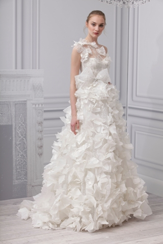 Monique Lhuillier Bridalwear