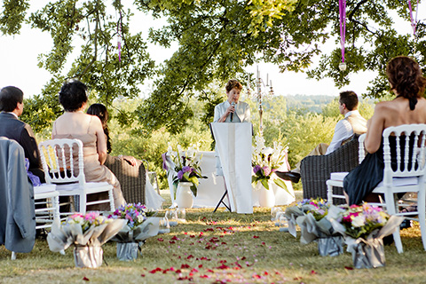 outdoor wedding bordeaux