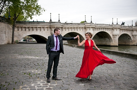 paris river seine shoot