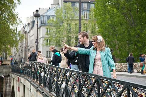 pont des arts lovelocks