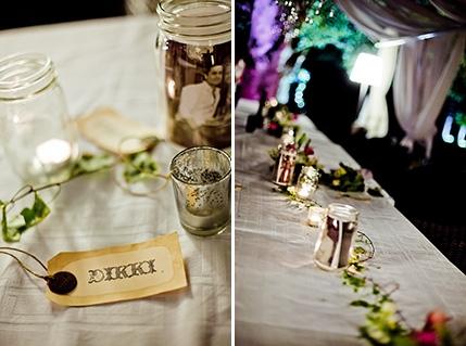 shabby chic wedding in bordeaux