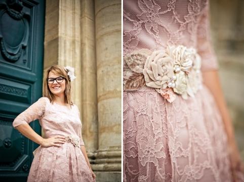 shoot in Paris by Anneli Marinovich