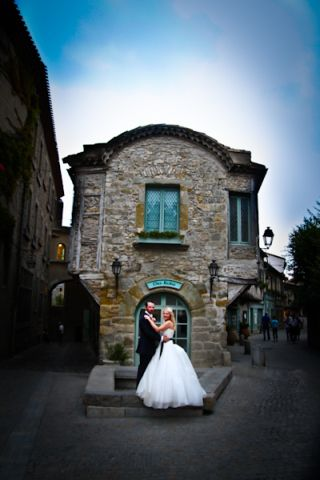 wedding Carcassonne france