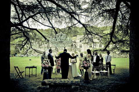 wedding venue south france