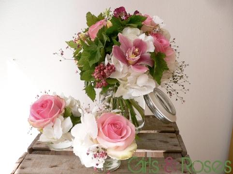 Girls & roses florist paris