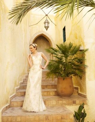 Nevada wedding dress