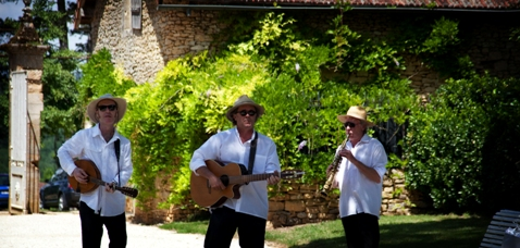 band south of france