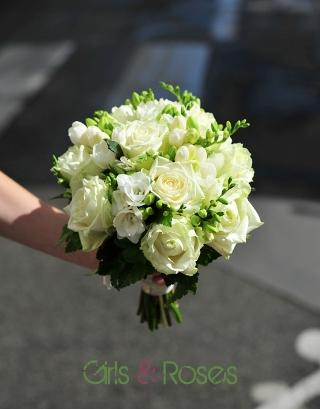bridal bouquet paris