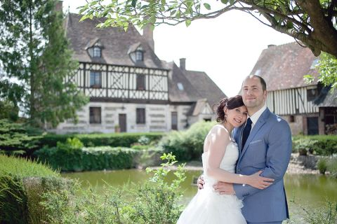 normandy wedding