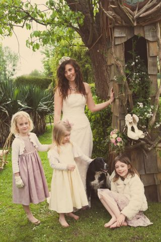 quirky wedding ideas © - Christy Blanch Photography / French Wedding Style Blog