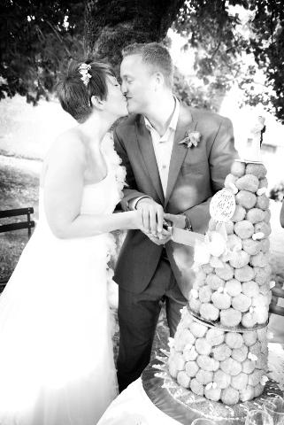 wedding cake dordogne