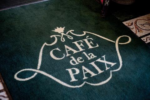 cafe de la paix wedding