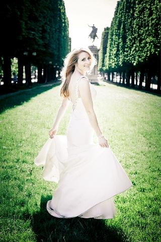 etheral bride