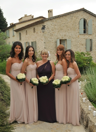 french farmhouse wedding