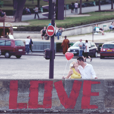 love paris shoot