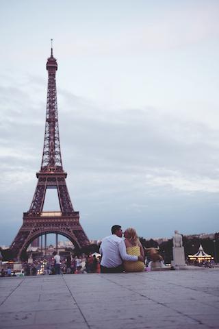 love shoot paris
