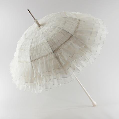 parisian bridal parasols