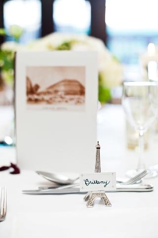 paris wedding theme