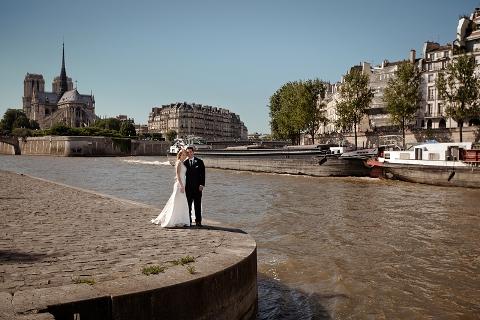 real wedding in paris