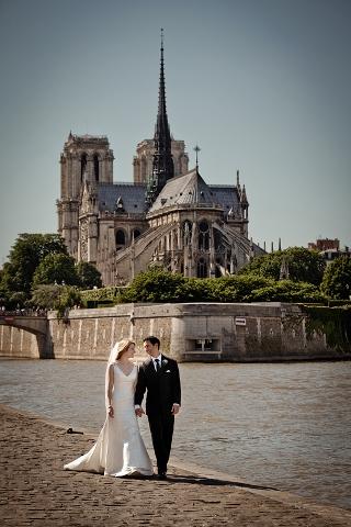 real weddings Paris