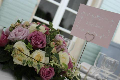 wedding flowers french riviera