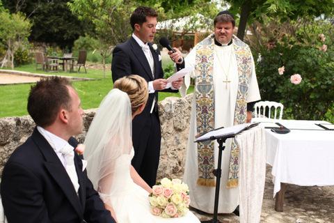 wedding grasse france