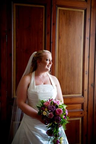 Chanticleer wedding dress