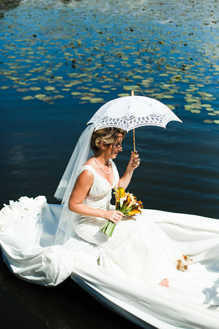 bridal boat